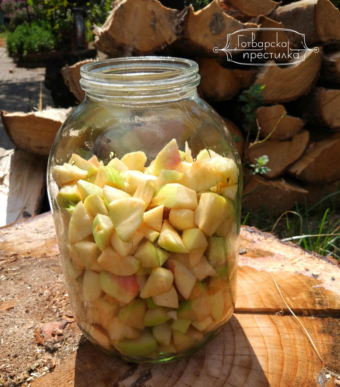 Ябълков оцет с мед